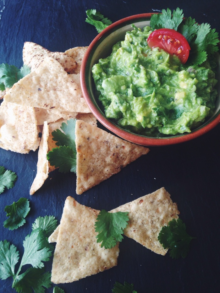 I've had a lot of guac and this guac is the absolute hands down no questions asked BEST OF THE BEST! Recipe here.