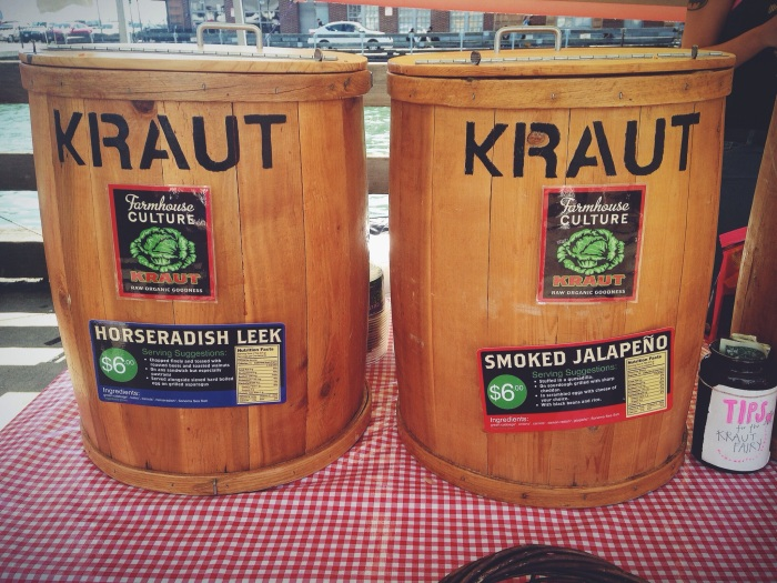 Kraut on the Bay