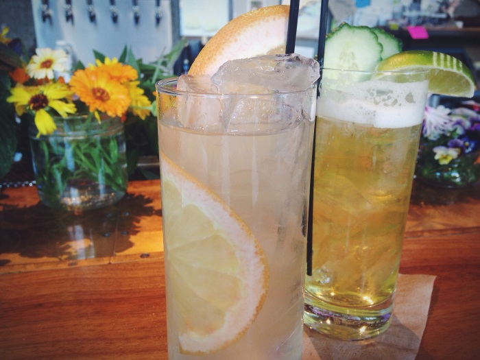 Gin & Tonics on tap, ON TAP PEOPLE!