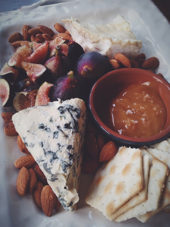 Not even trying to humble brag...my cheese plate game is on point these days! Check out last weeks happy Friday list for more inspiration.