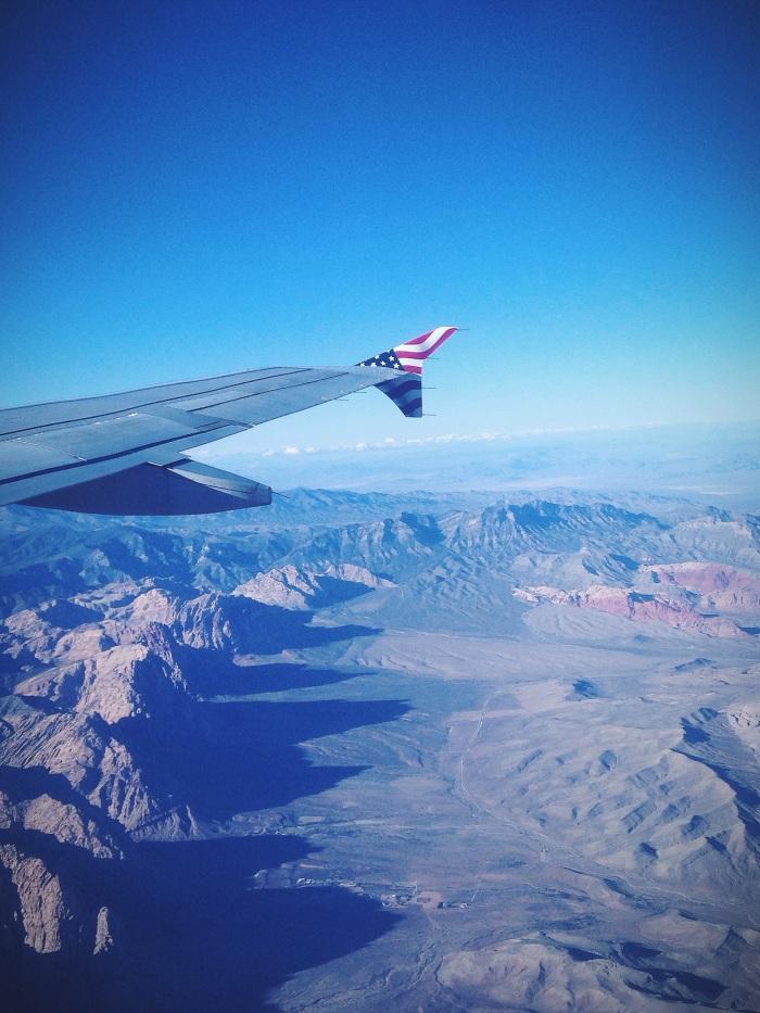 Red rocks. Until next time Vegas.