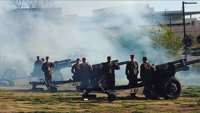 21 Gun Salute (video below)
