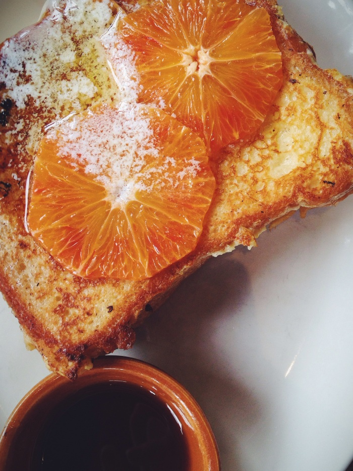 This french toast is unlike anything you have ever had before. Absolutely mind blowing.