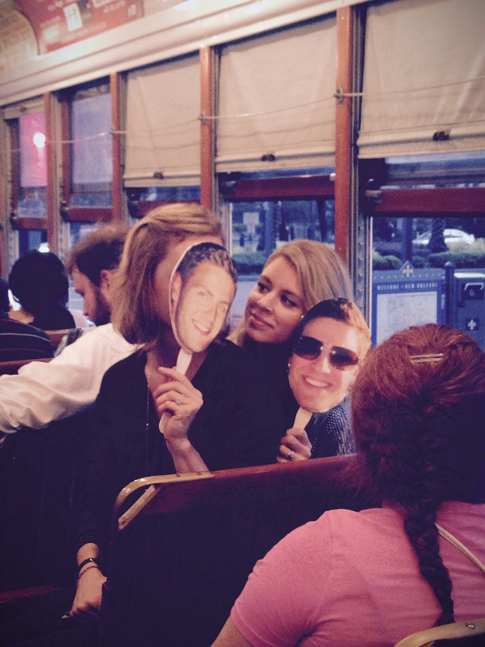The longest running street car in the country + our shenanigans