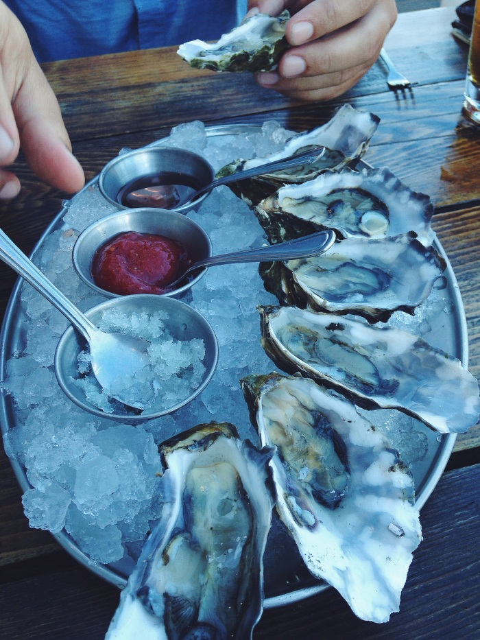 Did you have oysters on National Oyster Day?