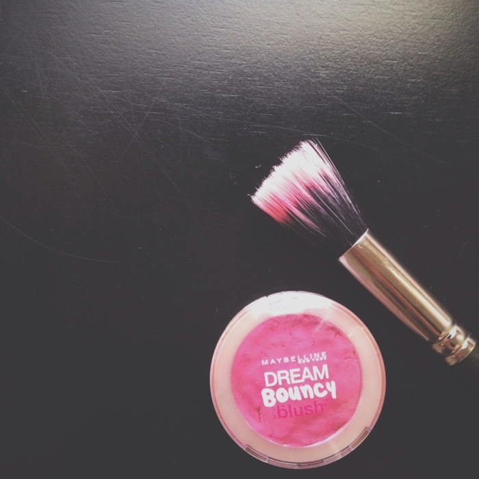 Maybelline Dream Bouncy Blush in Pink Frosting