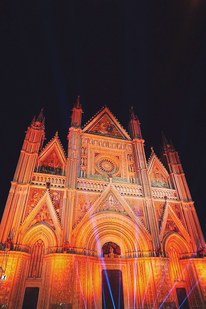 The duomo in all it's glory