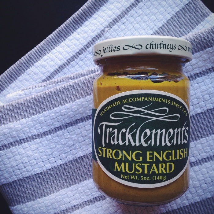 YOU NEED THIS MUSTARD, the best I've ever had